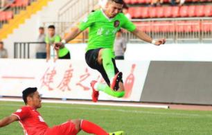 雷耶斯世界波制胜 新疆3-2梅州取第二胜