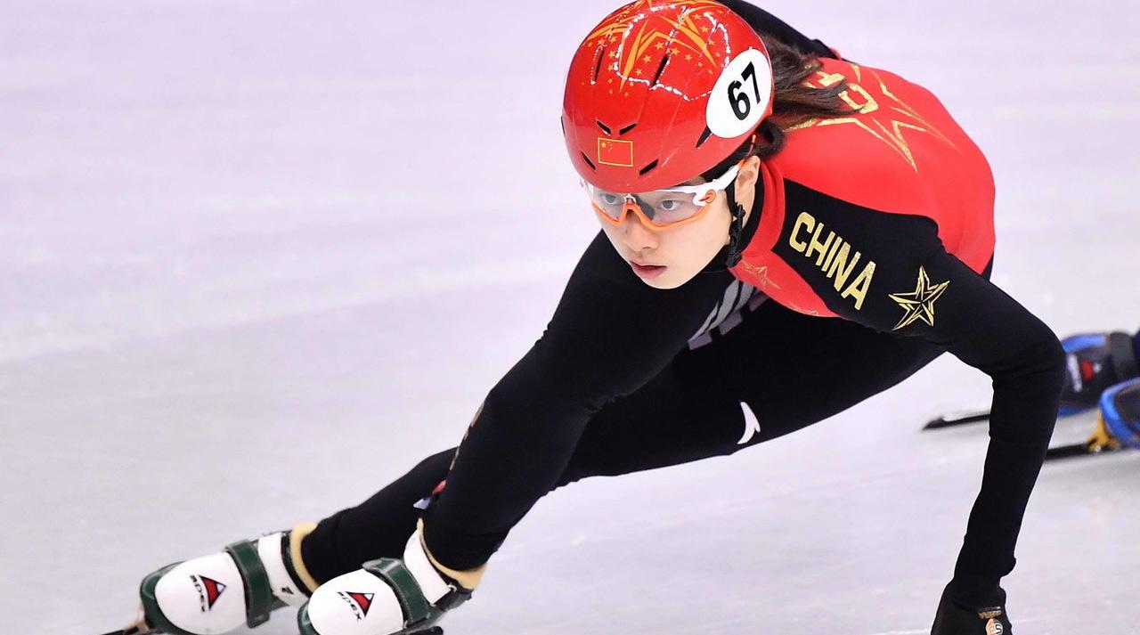 短道速滑女子1000米 曲春雨遗憾未进决赛