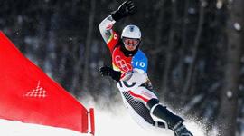 单板滑雪——酷炫的极限运动